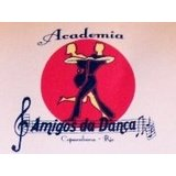 Amigos Da Dança - logo
