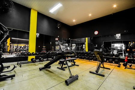 Muscle World Gym -