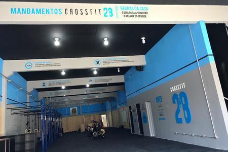 CrossFit 28 Praia Grande -