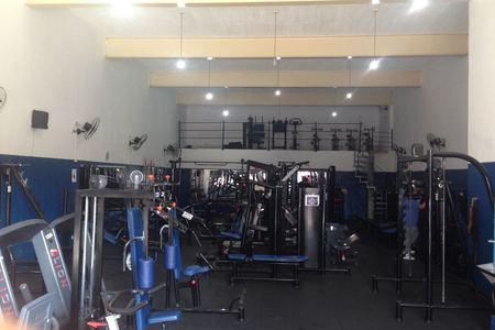 Academia Garra Fitness -