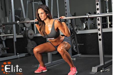 Academia Elite Fitness -
