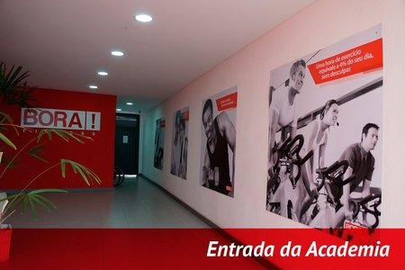 Bora! Fitness Unidade Santa Catarina -