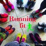 Running Fit - logo