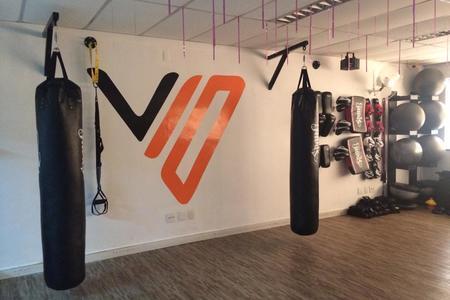 Academia V10 Fitness
