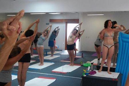 Bikram yoga Guadalajara Patria -