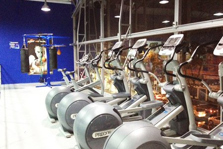 Fitness Center Cuauhtemoc