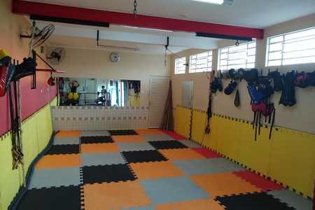 Centro de Treinamento Skigawk -