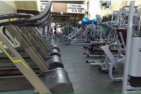 Academia Santiago Fitness