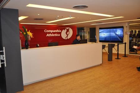 Companhia Athletica - Anália Franco -