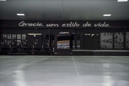 Gracie Jiu Jitsu Academia