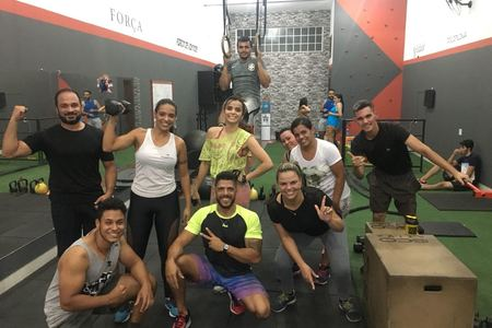Box Funcional Cross Trainning
