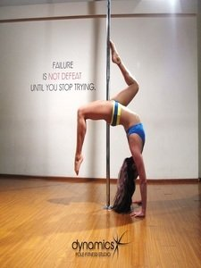 Dynamics Pole Fitness Studio