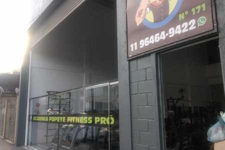 Academia Popeye Fitness Pró -