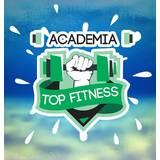 Academia Top Fitness - logo