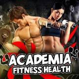 Academia Fitness Health - logo