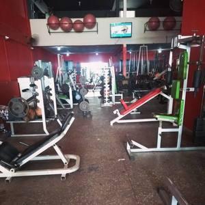 Academia Fitness Health -