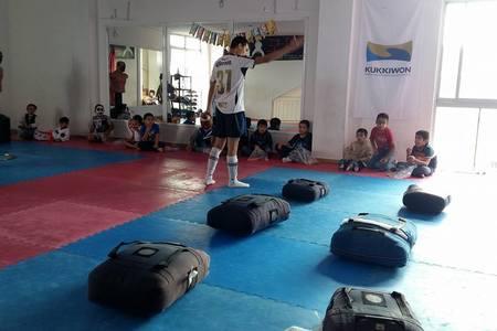 RICHARD CHUN TAEKWONDO TEOLOYUCAN -