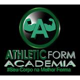 Athletic Form Academia - logo