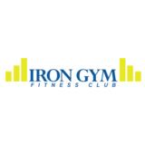 Iron Gym Rancho San Pedro - logo