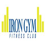 Iron Gym Niños Heroes - logo