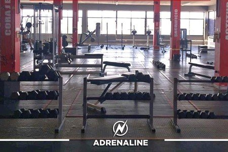 Adrenaline Entrenamiento Efectivo