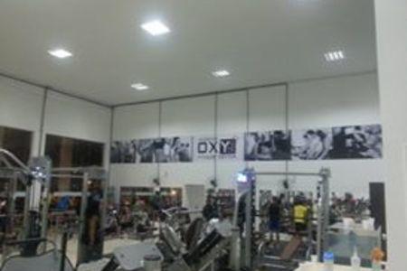 Academia Oxy Fitness Center -