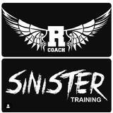Sinister Training   Evolução Thai - logo