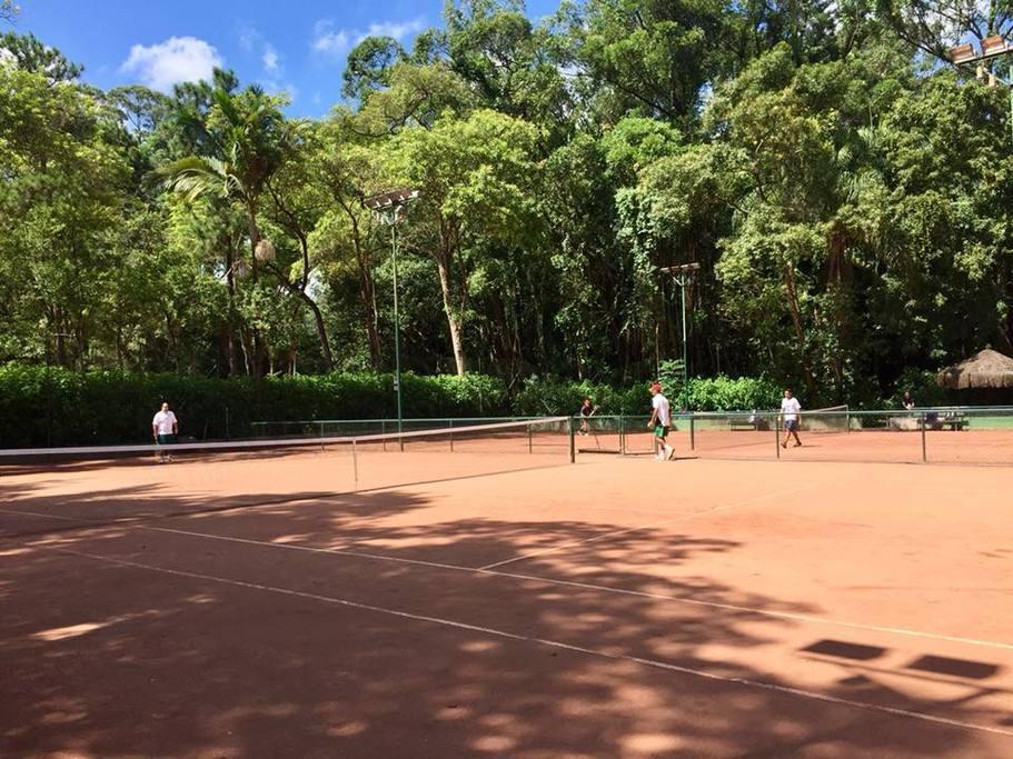 b1ce48f1d6 Academia David s Tennis School Unidade 2 - Vila Cruzeiro - São Paulo ...
