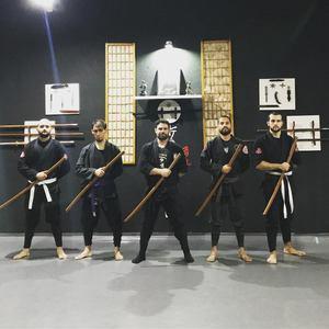 Escola Guerreiro Ninja -