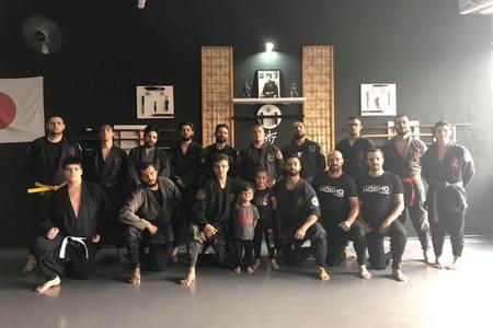Escola Guerreiro Ninja