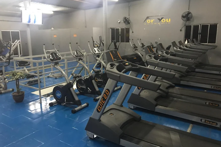 Academia For You Fitness - I -