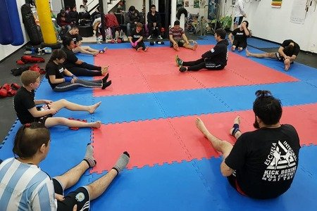 Escuela Integral de Artes Marciales y Cross Training -