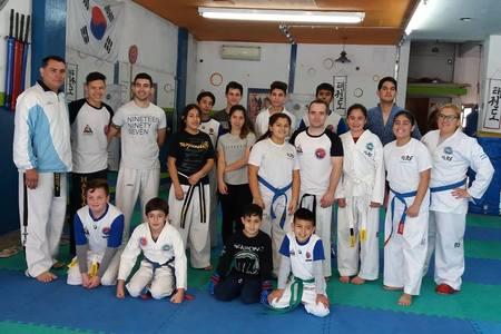 Centro de Artes Marciales y Fitness Escobar