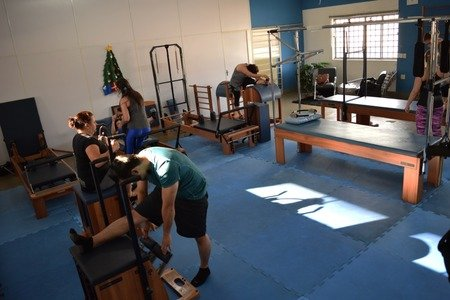 Instituto Pilates Bruna Brancalhão