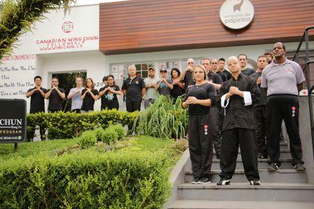 Canadian Wing Chun Fellowship Brazil -