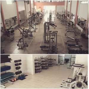 Hard Training Academia -