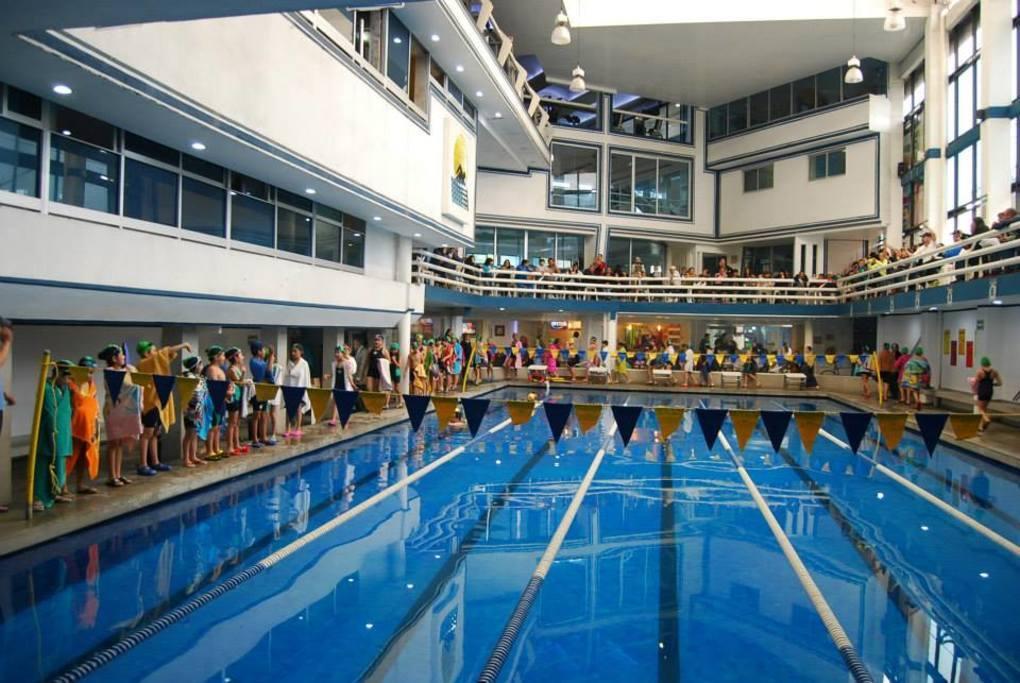 Gimnasio aquatik sport center jard n balbuena ciudad for Aquatic sport center jardin balbuena