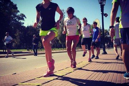 Grupo F Running Team Rosedal
