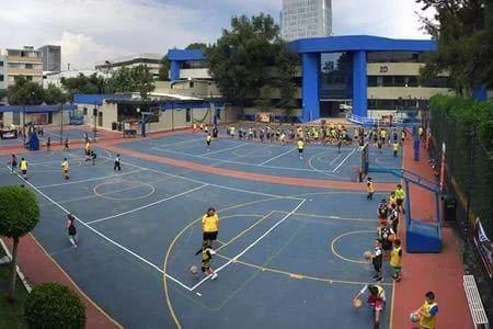 Escuela Mexicana de Basquetbol Spartans Cuauhtemoc -