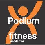 Academia Podium Fitness - logo