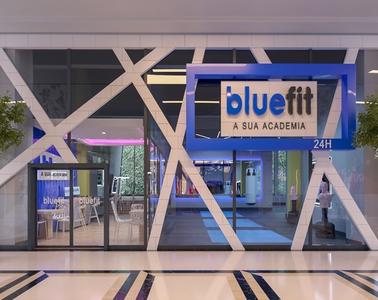 Academia Bluefit - Paulista
