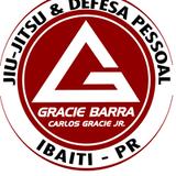 Gracie Barra Ibaiti - logo