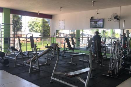 Green Fit academia -