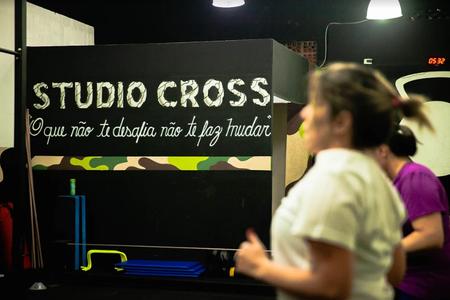 Studio Cross - Unidade 08 - Anália Franco