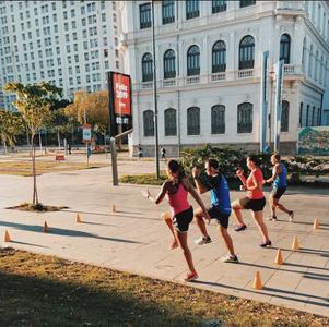 Runners Rio Praça Mauá -