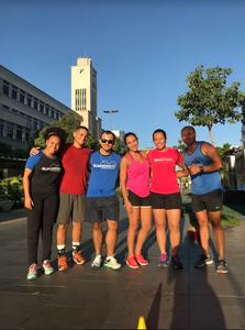 Runners Rio Praça Mauá