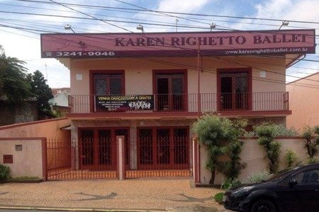 Karen Righetto Ballet - Vila Teixeira