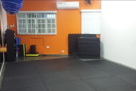 Studio Fitness Atividade Fisica e Saúde