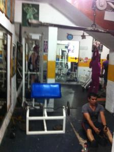 Bull Dog Gym -