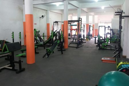 Academia Mundo do Corpo